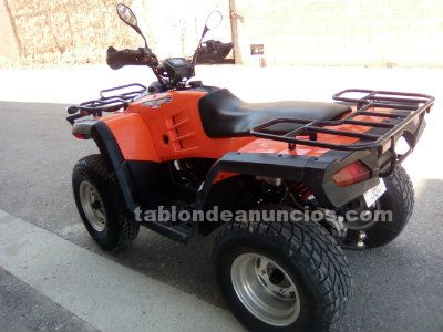 Atv impecable