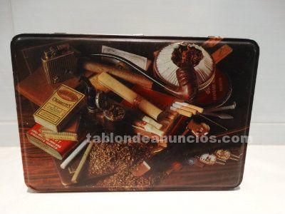 Caja cola cao edición cigarros