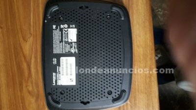 Moden router cisco linksys