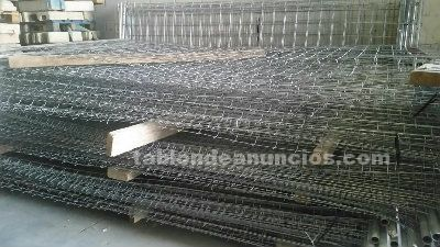 Valla movil metalica 3.50 m x 2 m