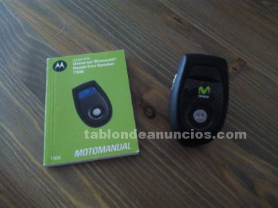 BLUETOOTH MOTOROLA
