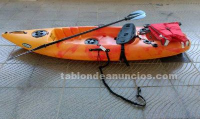 Vendo kayak winner pesca