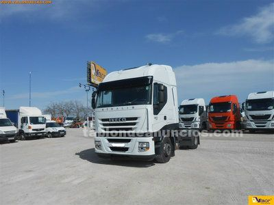 Cami�n iveco stralis 450, as440s45t/p, 2010.