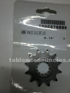 Piñon moto z12 5806070000