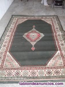 Tres alfombras
