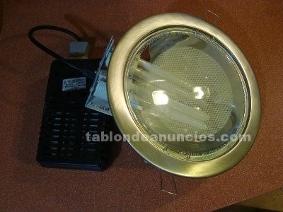 Plafón empotrable - downlight