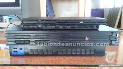 Se venden 2 consolas playstation2   50€