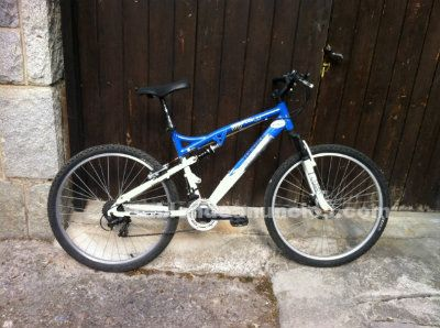 Vendo mountain bike top bike 100 ltd