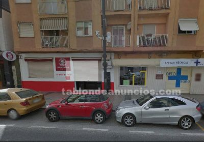 Local comercial 250m2 rotonda ikea
