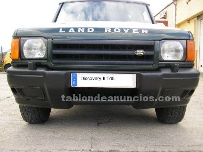 Defensa discovery td5