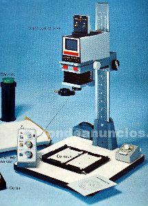 Ampliadora fotográfica, marca durst, m-601