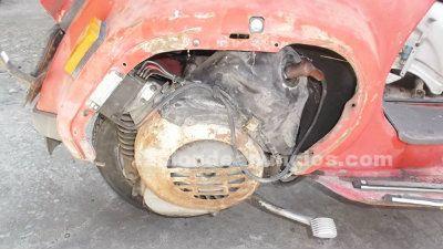 Motor de vespa pk