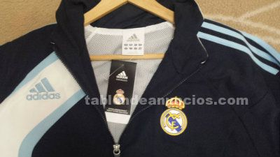 Chandal oficial del real madrid nuevo
