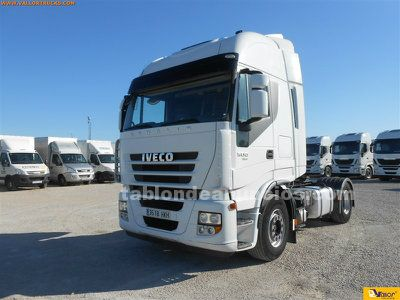 IVECO, IVECO STRALIS 500 INTARDER