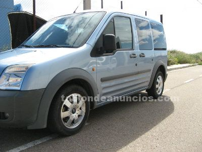 Vendo furgoneta modelo ford tourneo connect