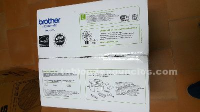 Impresora brother mfc-1910 de toner