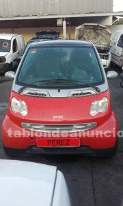 Smart fortwo 2002 coupe despiece