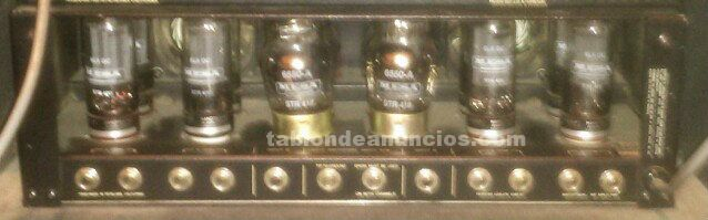 Mesa boogie strategy 500 stereo