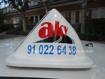 Autoescuela aky
