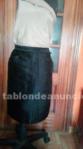 Elegante falda de vestir yves saint laurent