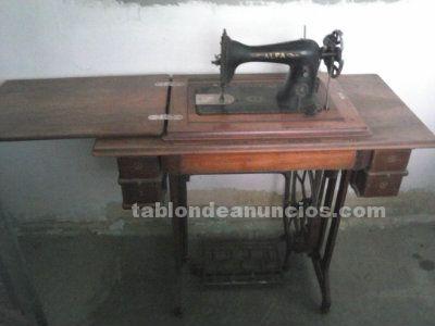 Se vende m�quina de coser