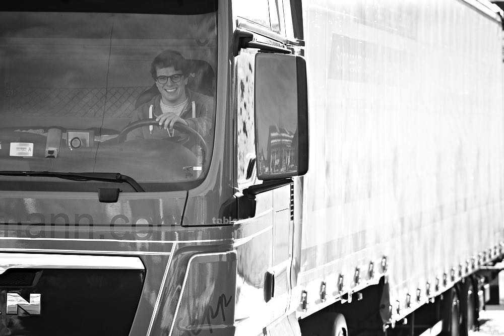 2 camioneros tráiler para baviera con conocimientos de alemán