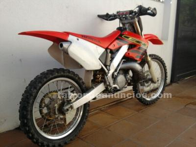 Honda cr250r. En perfecto estado.