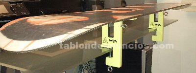Piezas para el manenimiento y reparacion de tablas de snowboard