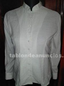 Camisa de algodon de vestir