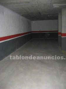4 PLAZAS DE PARKING