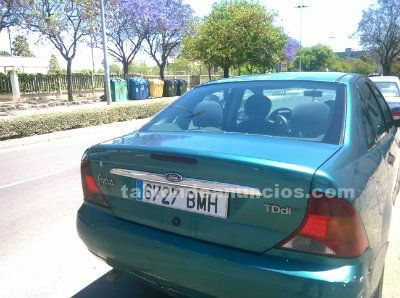 Ford focus precio negociable