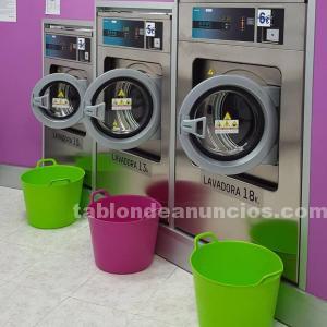 Lavandería autoservicio exprés - la burbujería