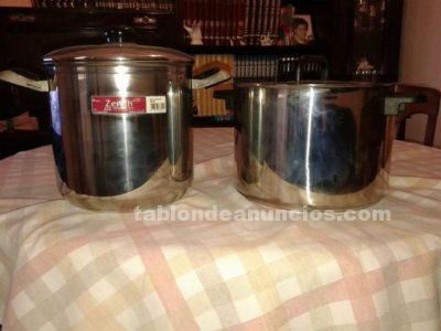 Pack dos ollas grandes
