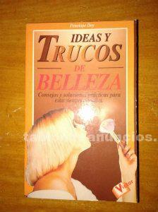 """Libro """"ideas y trucos de belleza"""""""