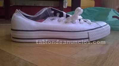 Zapatillas americanas converse all star