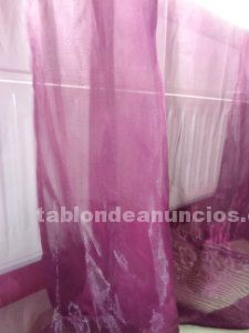 Vendo cortinas