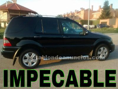 Vendo mercedes impecable