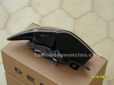 Vendo pilotos traseros externos mazda3 (no led)
