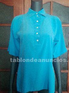 Bonita camisa de seda chloe