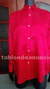 Original y alegre camisa de naf naf
