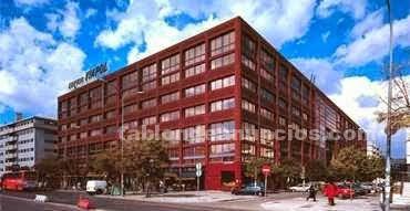 Alquiler oficina edificio viapol - la buhaira (sevilla)