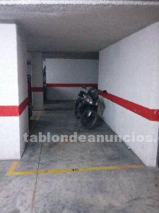 Plaza de garaje en moncada (valencia)