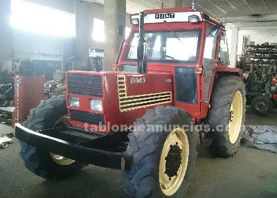 FIAT 100-90 DT, TRACTOR FIATAGRI 100-90 4RM - REF. 1070