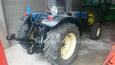 Tractor new holland tn 95 f - ref. 1058