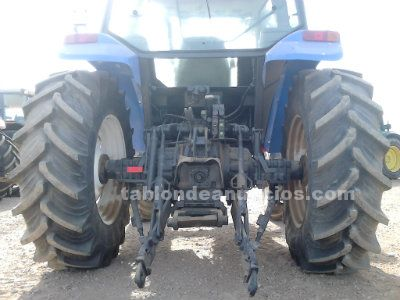 Ocasion new holland ts 100