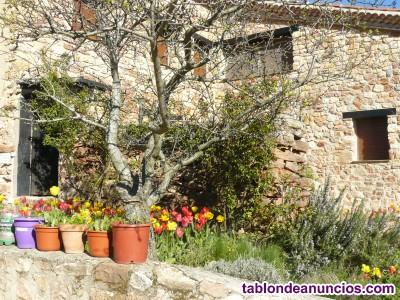 Oferta 2019:alquiler casa rural 4 estrellas y 4 habitaciones desde 110€ noche