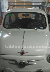 SEAT 600D, SEAT 600 D IMPECABLE