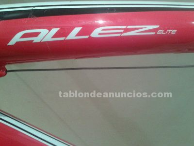 VENDO SPECIALIZED ALLEZ ELITE TALLA L