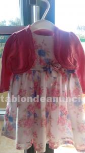 Vestido bebe george at asda con rebeca