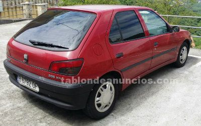 Peugeot 306 xn coupe en perfecto estado.